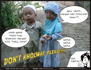 Don't Kholwat, Please.