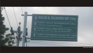 Menuju Masjid Kampus yang Penuh Berkah
