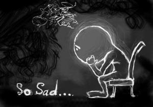 Bingung, Sedih, Lepas Kendali, dan Hilang Semangat